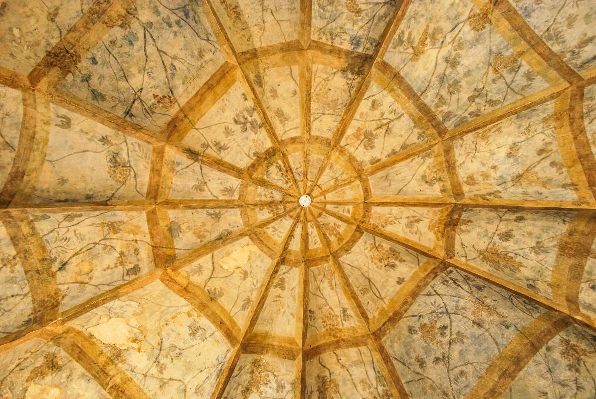 Palazzetto Eucherio San vitale soffitto interno 2 - Evidad55 - Parma (PR)