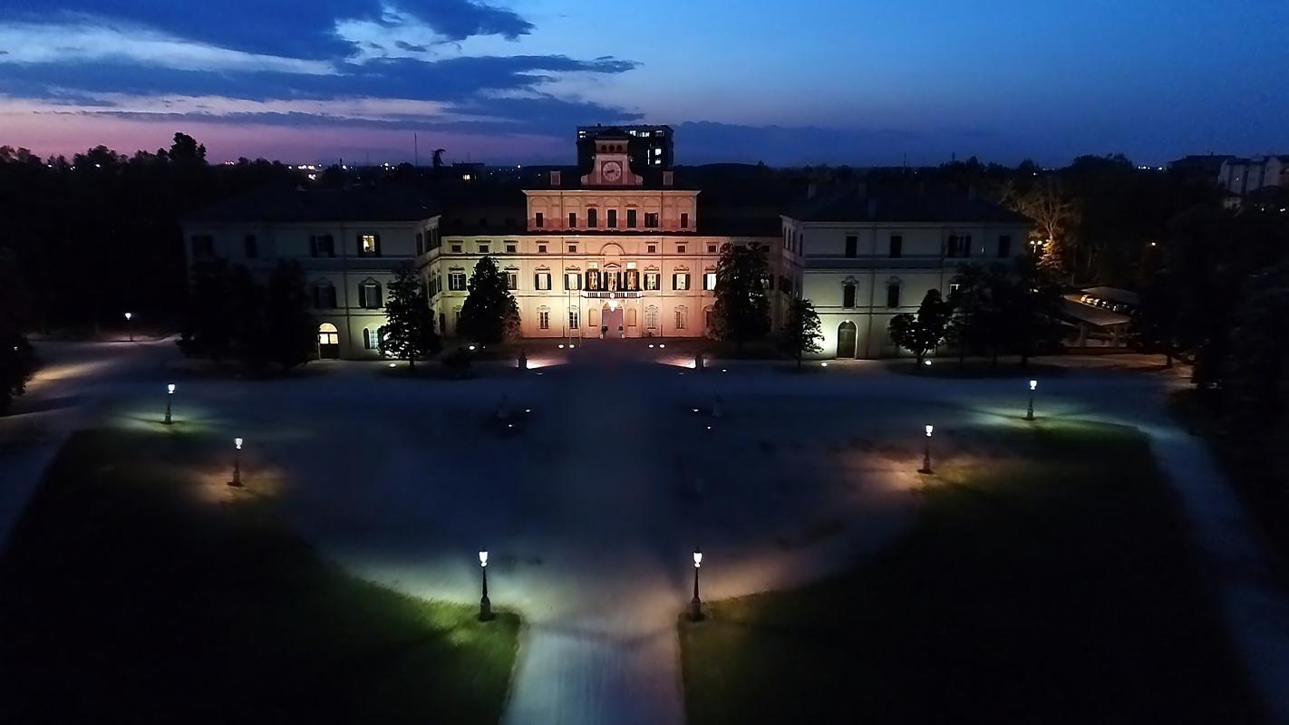 Palazzo Ducale Parma 01 - Caramb - Parma (PR)