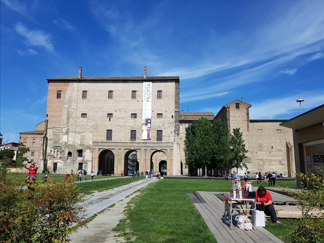Palazzo della Pilotta Parma 2017 - Alice90 - Parma (PR)