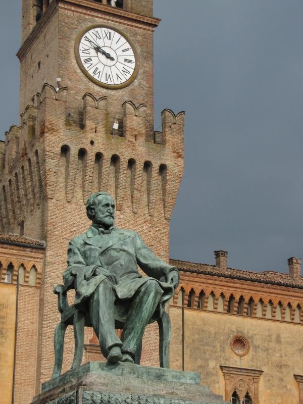 Giuseppe Verdi-4 - Lorenzo Gaudenzi - Busseto (PR)
