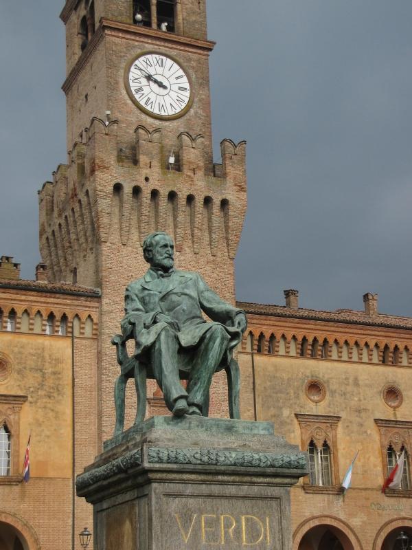 Giuseppe Verdi-3 - Lorenzo Gaudenzi - Busseto (PR)