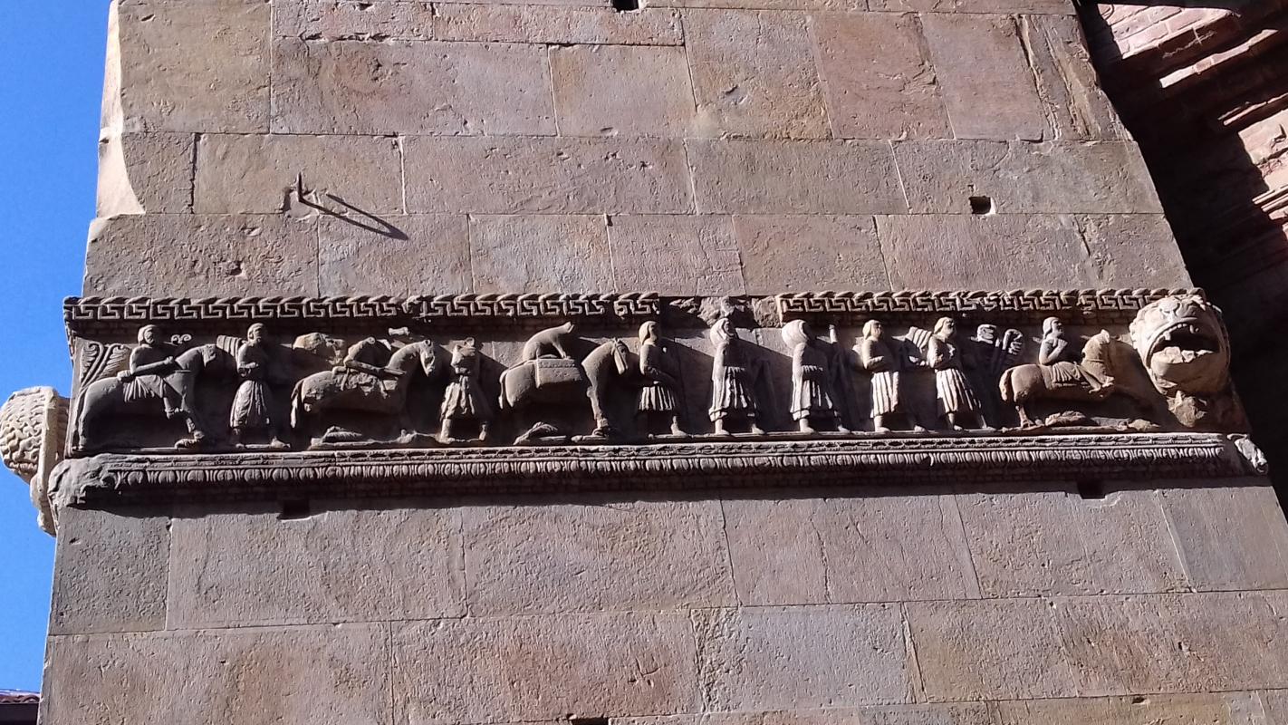 20180810 174031particolari del Duomo di Fidenza - Mariangela Calatroni - Fidenza (PR)