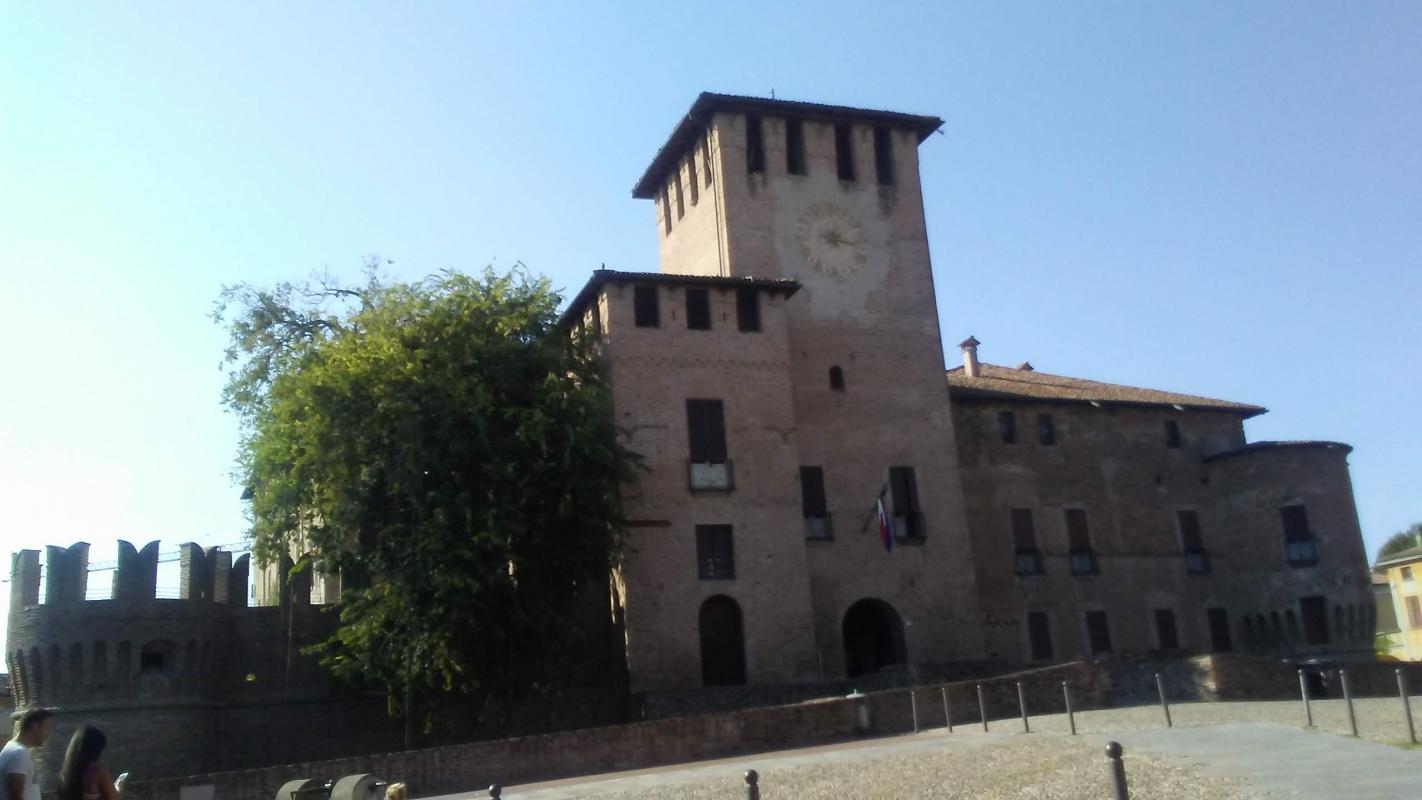 Ingresso castello di Fontanellato - Gilbyit - Fontanellato (PR)