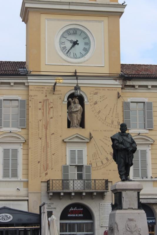 Palazzo Governatore Meridiana - Giulschel - Parma (PR)