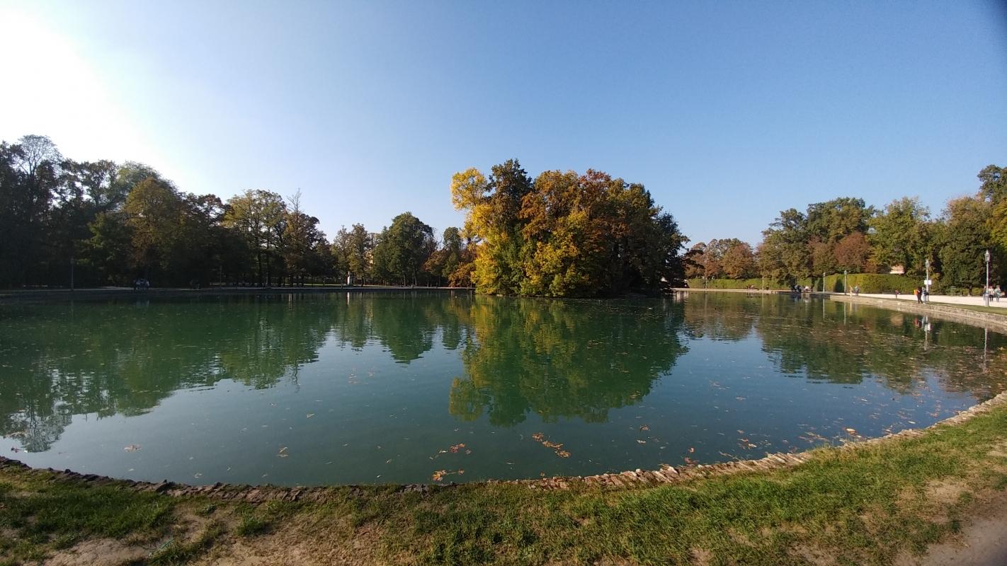 20171015 160620 lago parco ducale - Marco Tommesani - Parma (PR)