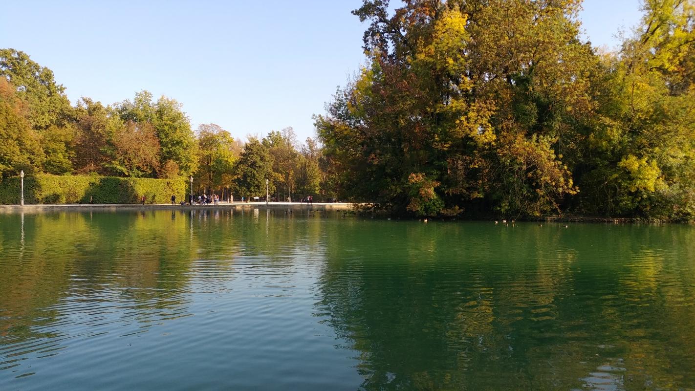 20171015 161424 lago parco ducale - Marco Tommesani - Parma (PR)