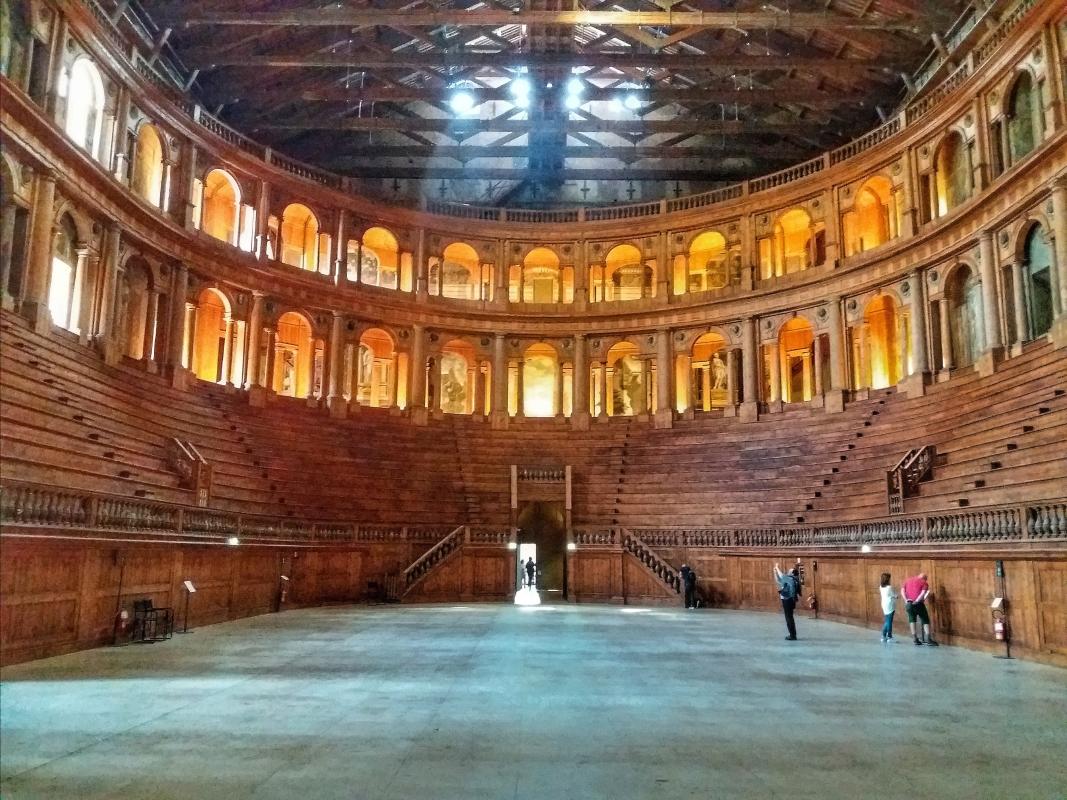 Il bellissimo Teatro Farnese - Magi2196 - Parma (PR)