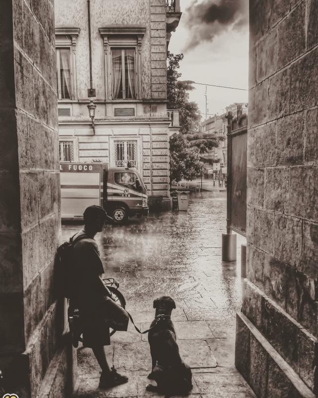 Al riparo del Teatro Regio - Fedenew1983 - Parma (PR)