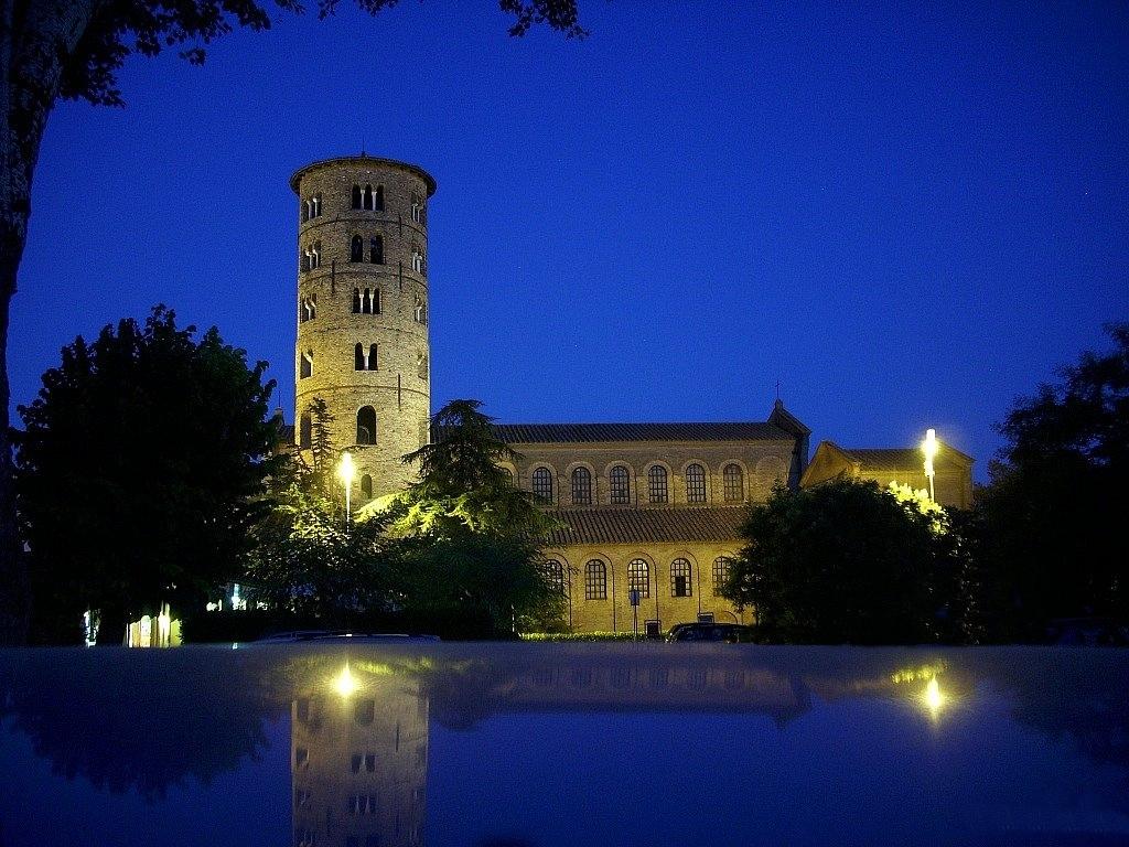 Basilica di Sant'Apollinare in Classe - Emilio Maccanti - Ravenna (RA)