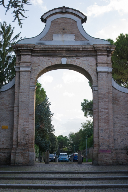 Porta Gaza - Maurizio Melandri - Ravenna (RA)