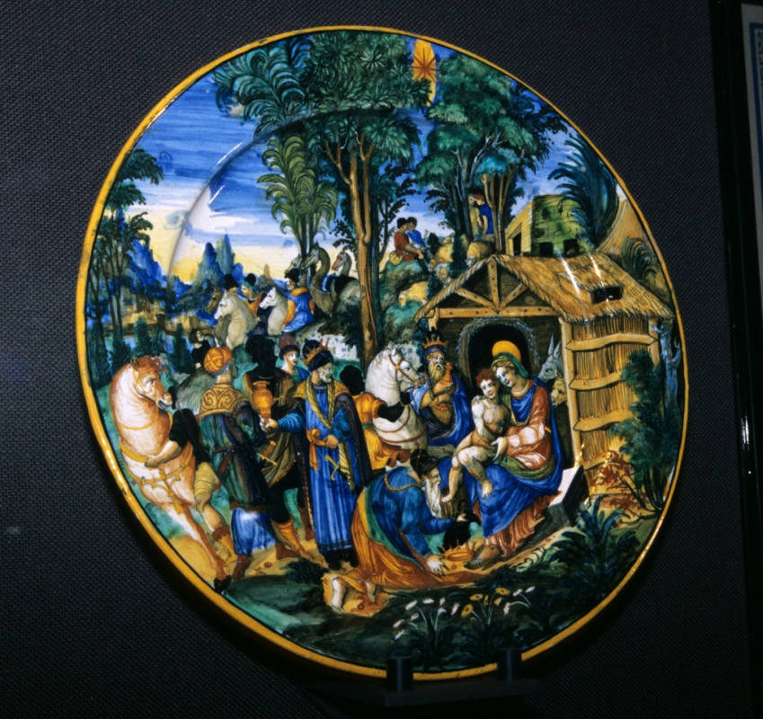 Faenza - Museo maiolica 01 - Emanuele Schembri - Faenza (RA)