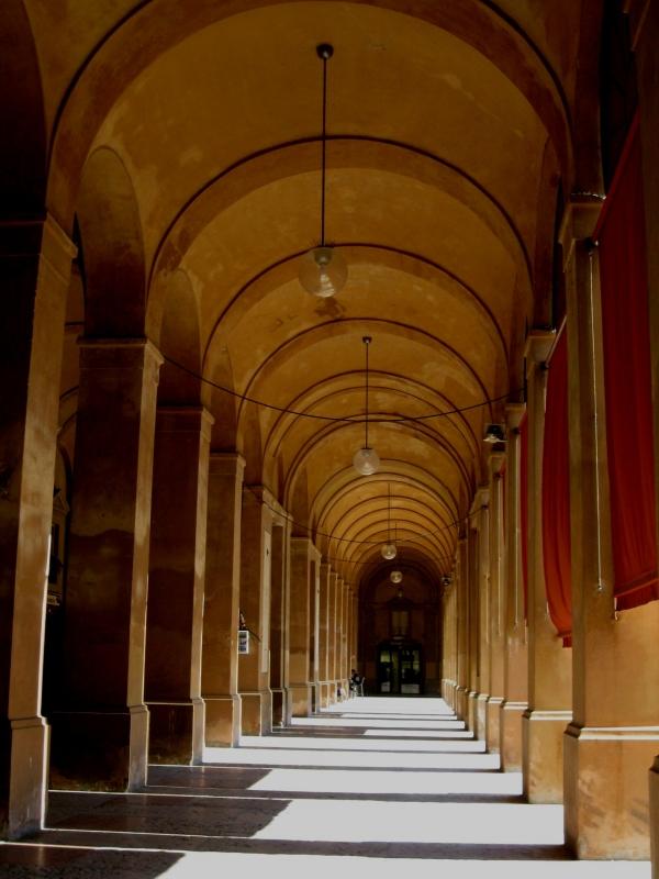 Loggiato interno del Pavaglione - Sofiadiviola - Lugo (RA)