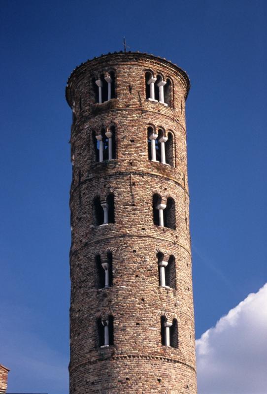 Ravenna - Sant'Apollinare Nuovo, il campanile. - Emanuele Schembri - Ravenna (RA)