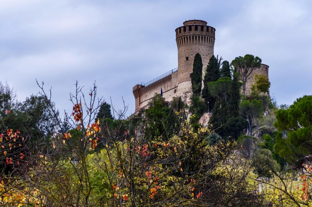 Brisighella - Rocca - Vanni Lazzari - Brisighella (RA)