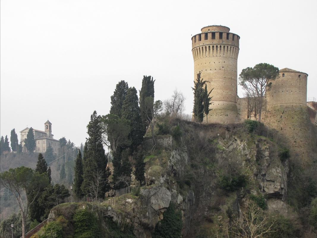 Brisighella Rocca Manfrediana - Lorenzo Gaudenzi - Brisighella (RA)