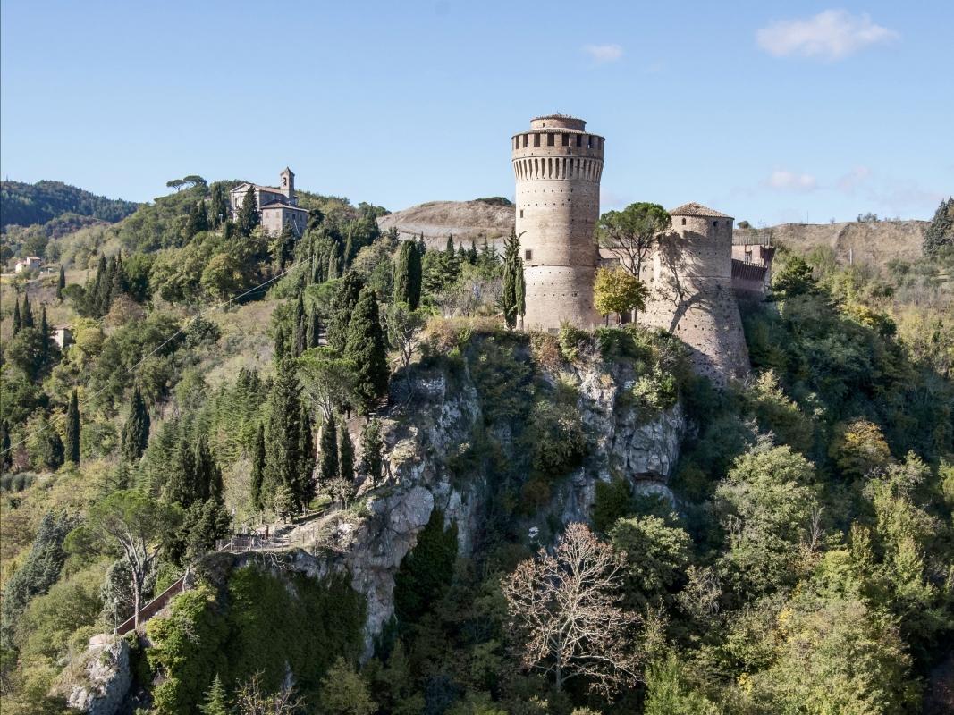 - Brisighella - Rocca - - Vanni Lazzari - Brisighella (RA)
