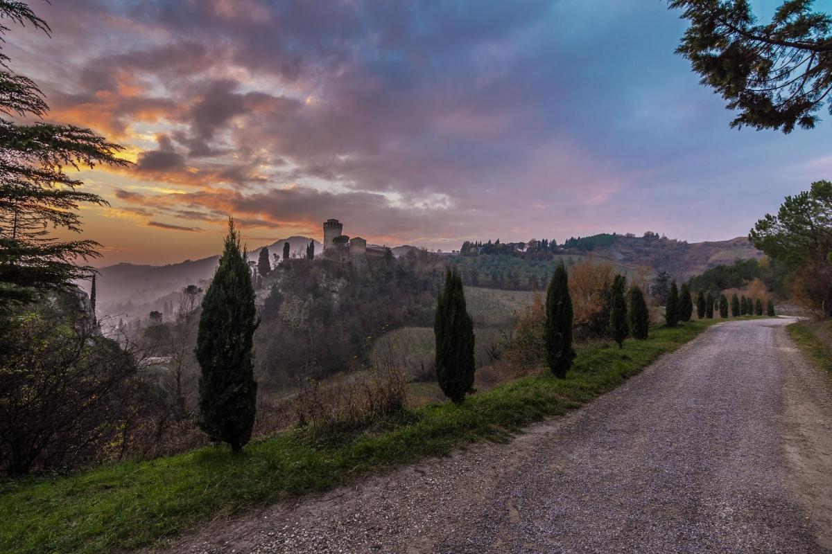 Brisighella panorama della rocca - Paolo forconi - Brisighella (RA)