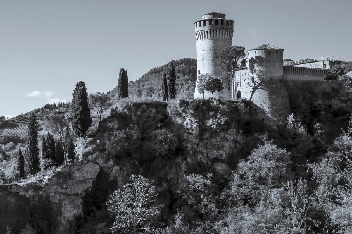 Brisighella - Rocca BW - Vanni Lazzari - Brisighella (RA)