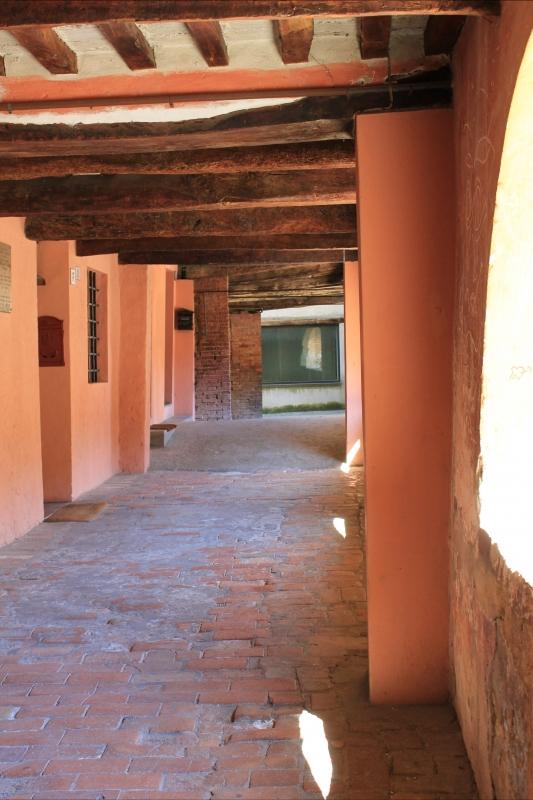 Veduta via del Borgo - Chiara Dobro - Brisighella (RA)