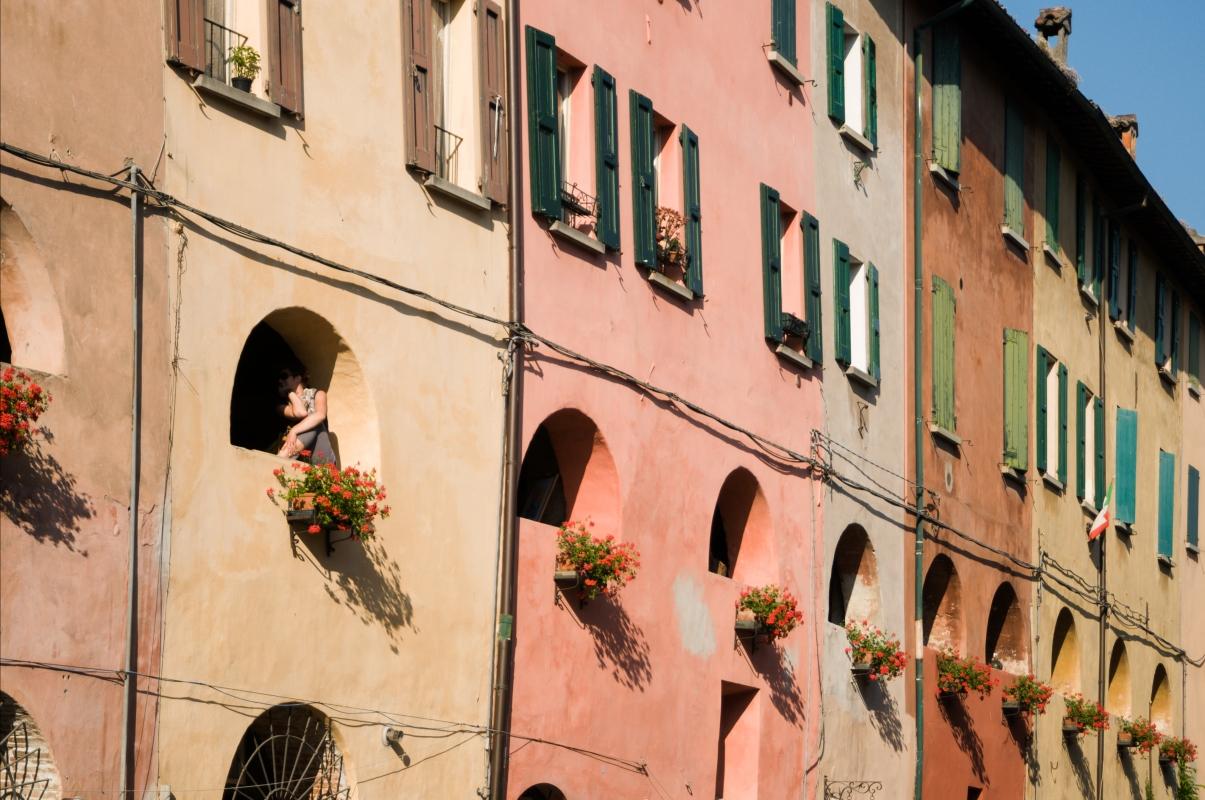 Brisighella Via degli Asini - Lorenzo Gaudenzi - Brisighella (RA)