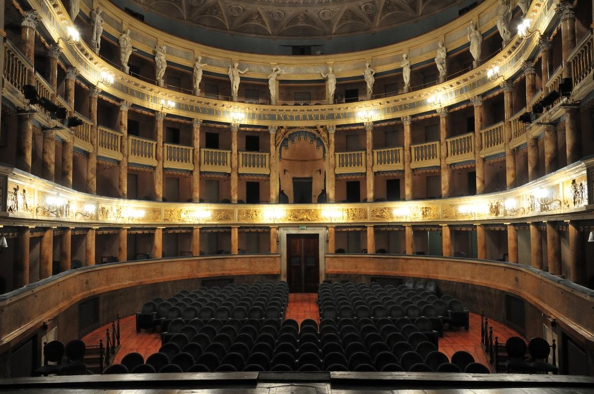 Teatro Comunale Angelo Masini - Comune di Faenza 02 - Lorenzo Gaudenzi - Faenza (RA)