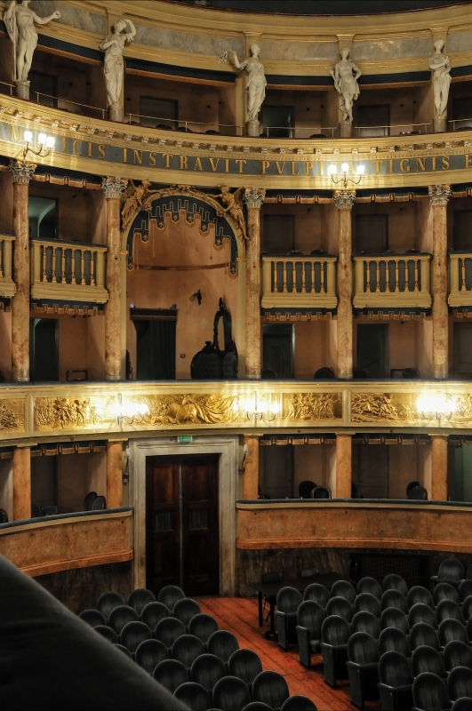 Teatro Comunale Angelo Masini - Comune di Faenza-6 - Lorenzo Gaudenzi - Faenza (RA)