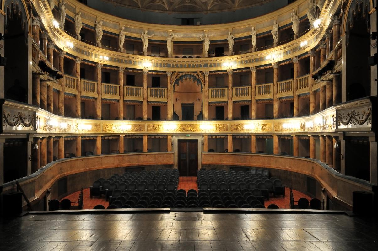 Teatro Comunale Angelo Masini - Comune di Faenza 01 - Lorenzo Gaudenzi - Faenza (RA)