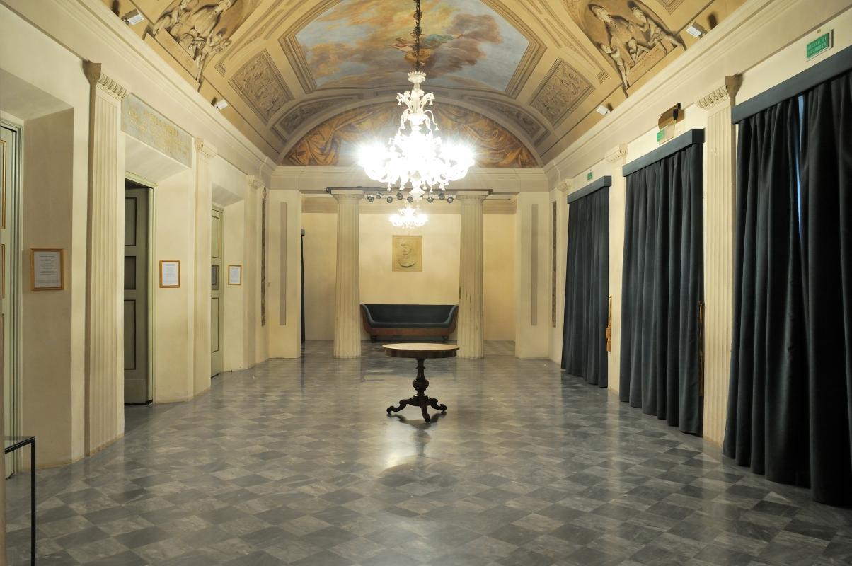 Foyer Teatro Comunale Angelo Masini Comune di Faenza 02 - Lorenzo Gaudenzi - Faenza (RA)