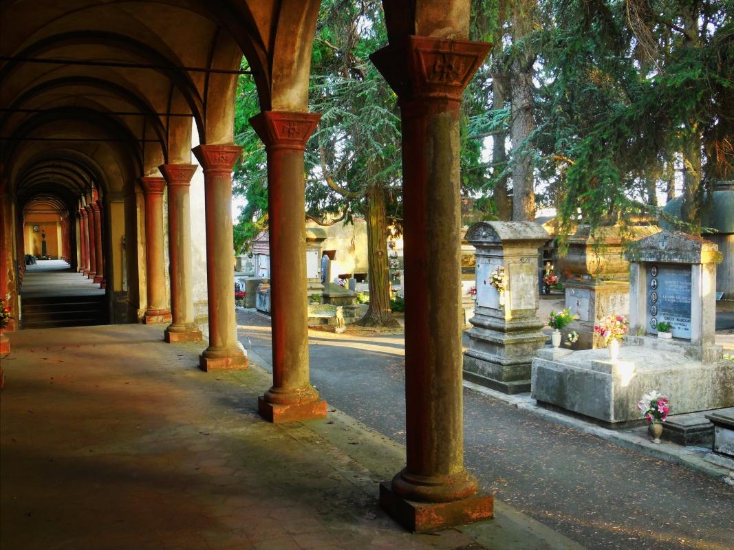Cimitero Monumentale di Massa Lombarda 04 - Federica ricci - Massa Lombarda (RA)