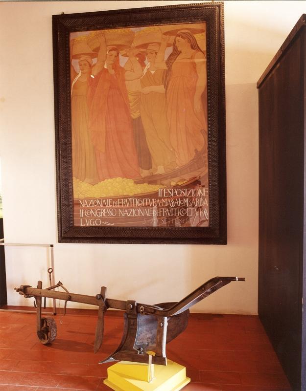 Museo della Frutticoltura Adolfo Bonvicini di Massa Lombarda interni - Ivothewho - Massa Lombarda (RA)