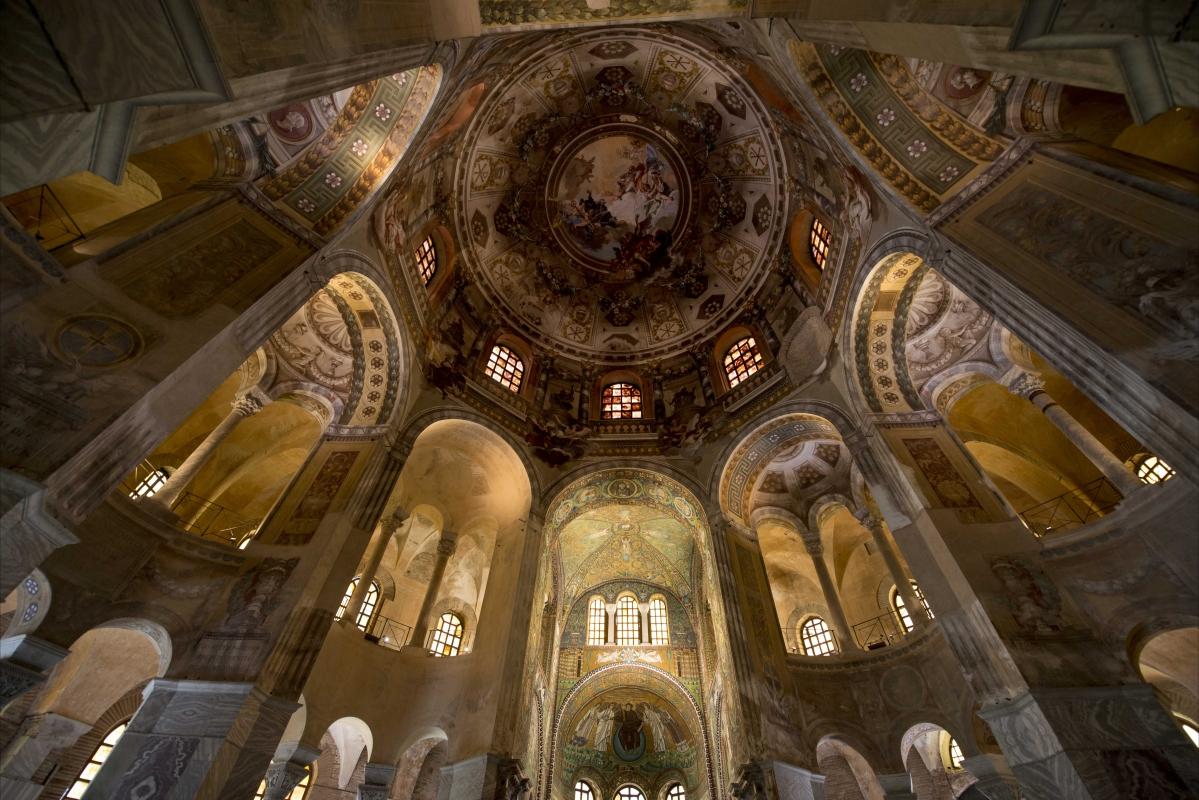 Basilica di SanVitale interno - Wwikiwalter - Ravenna (RA)