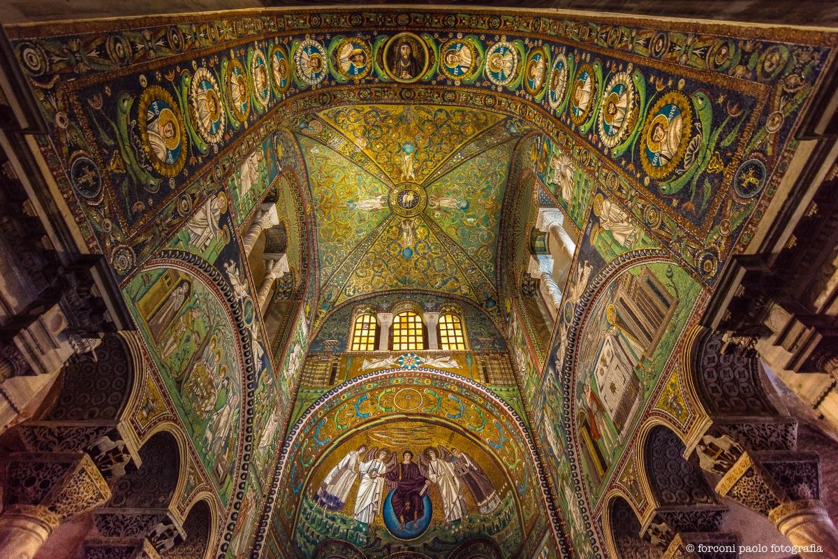 San vitale interno 1 - Paolo forconi - Ravenna (RA)