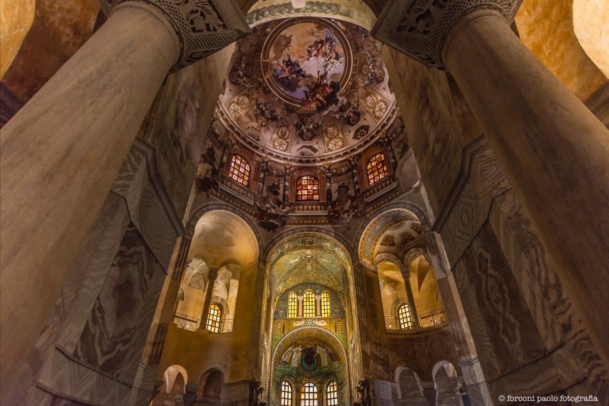 San vitale interno 2 - Paolo forconi - Ravenna (RA)
