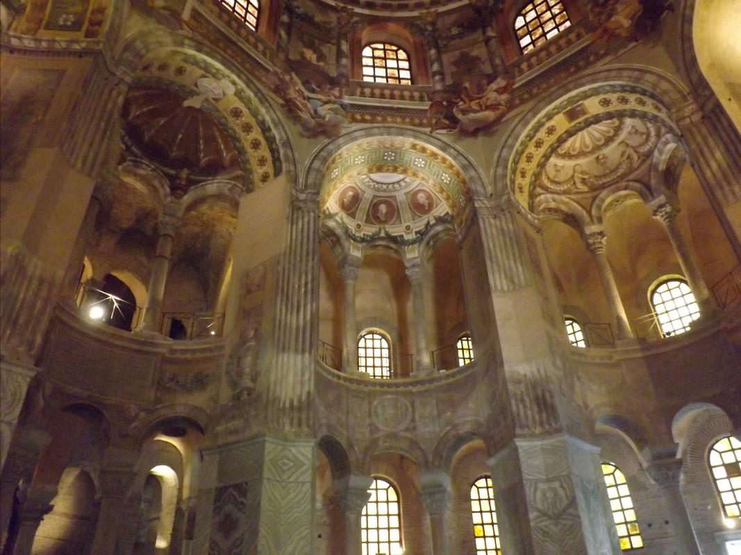 Interno della basilica - Cristina Cumbo - Ravenna (RA)