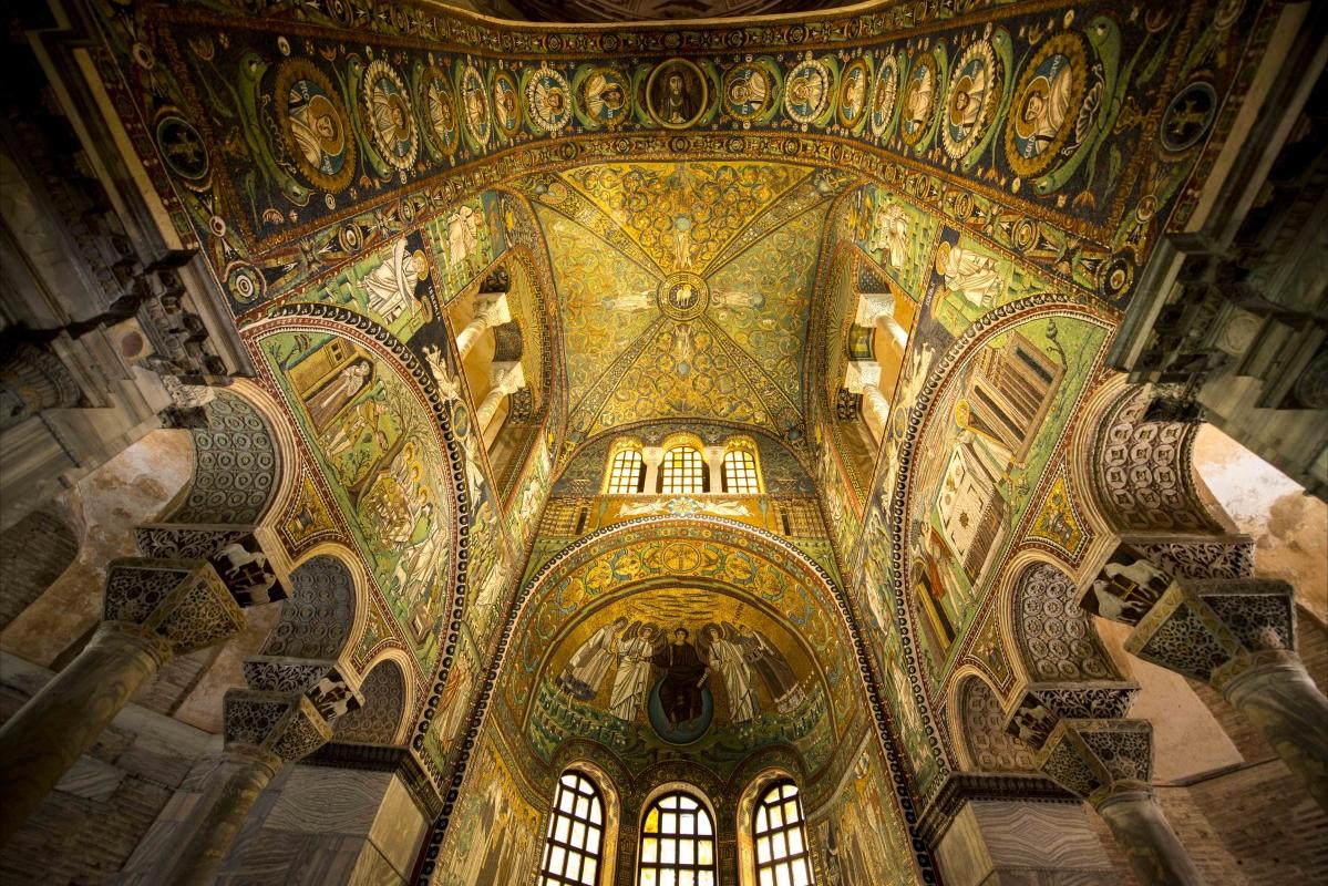 Basilica San Vitale pregi - Wwikiwalter - Ravenna (RA)
