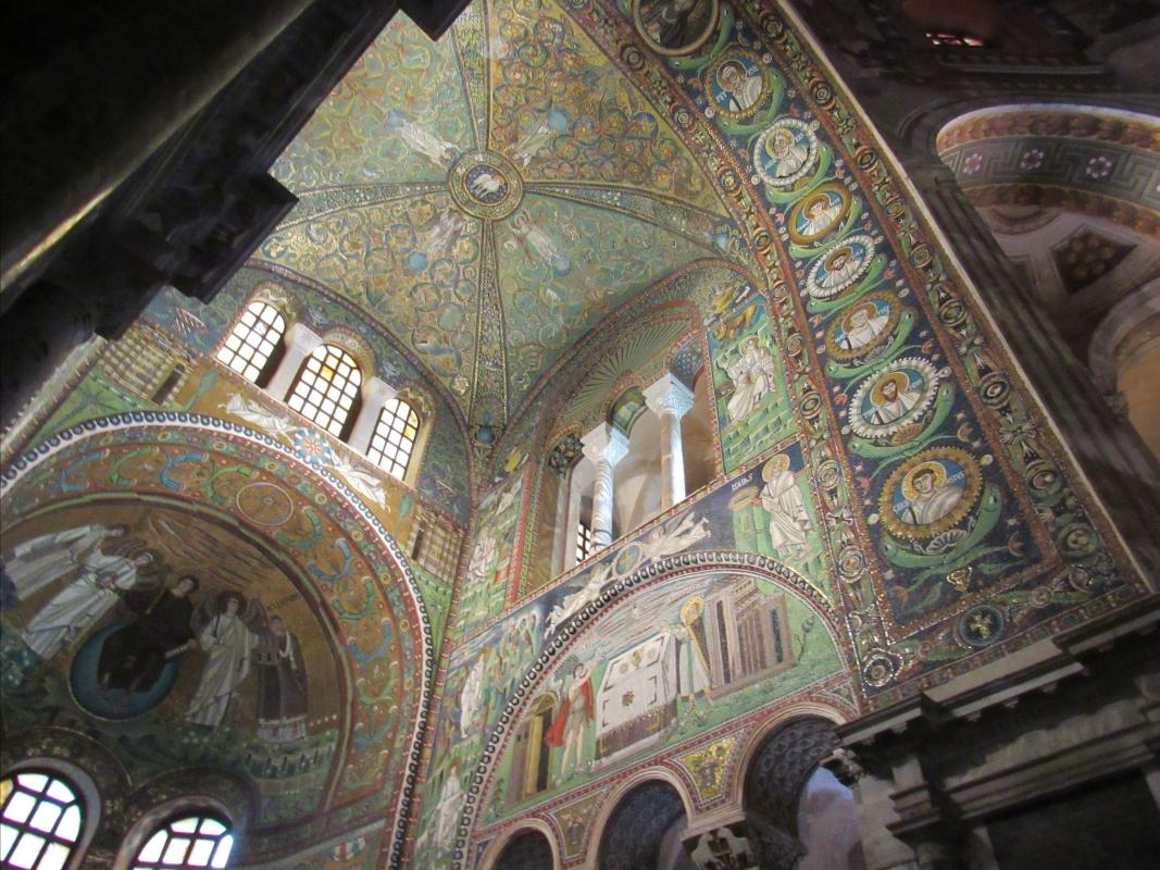 Particolare della Basilica di San Vitale - Lorenza Tuccio - Ravenna (RA)