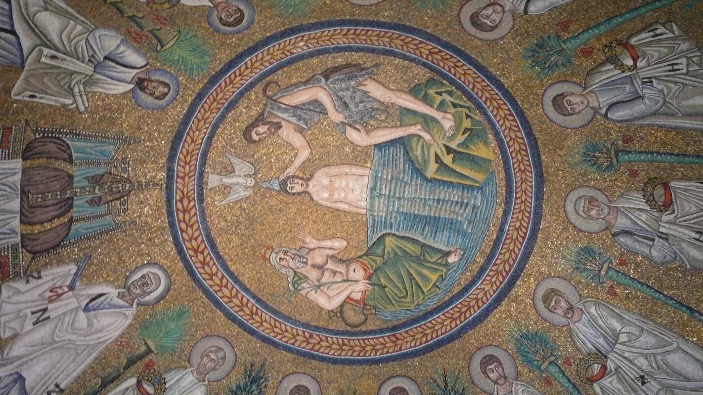 Battistero degli Ariani - Ravenna 1 - RatMan1234 - Ravenna (RA)