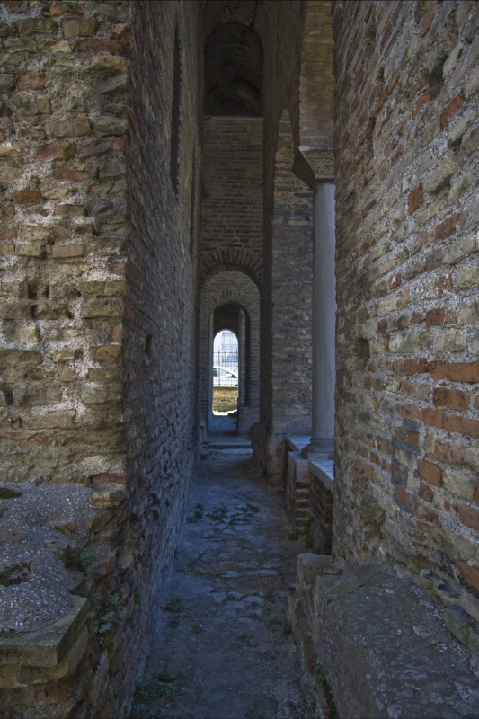 Passaggio di pietre - Jessica Fraccaroli - Ravenna (RA)