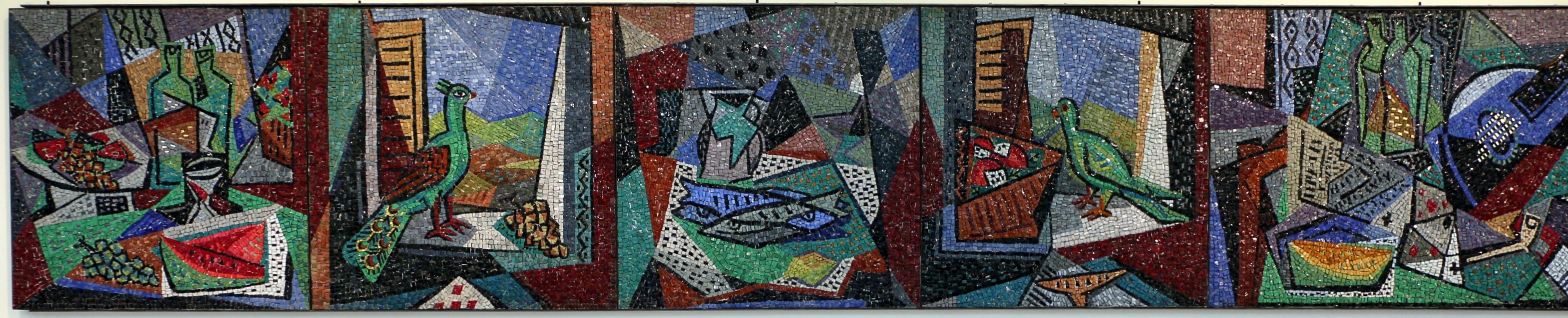 Lino melano, senza titolo, 1952, 01 - Sailko - Ravenna (RA)