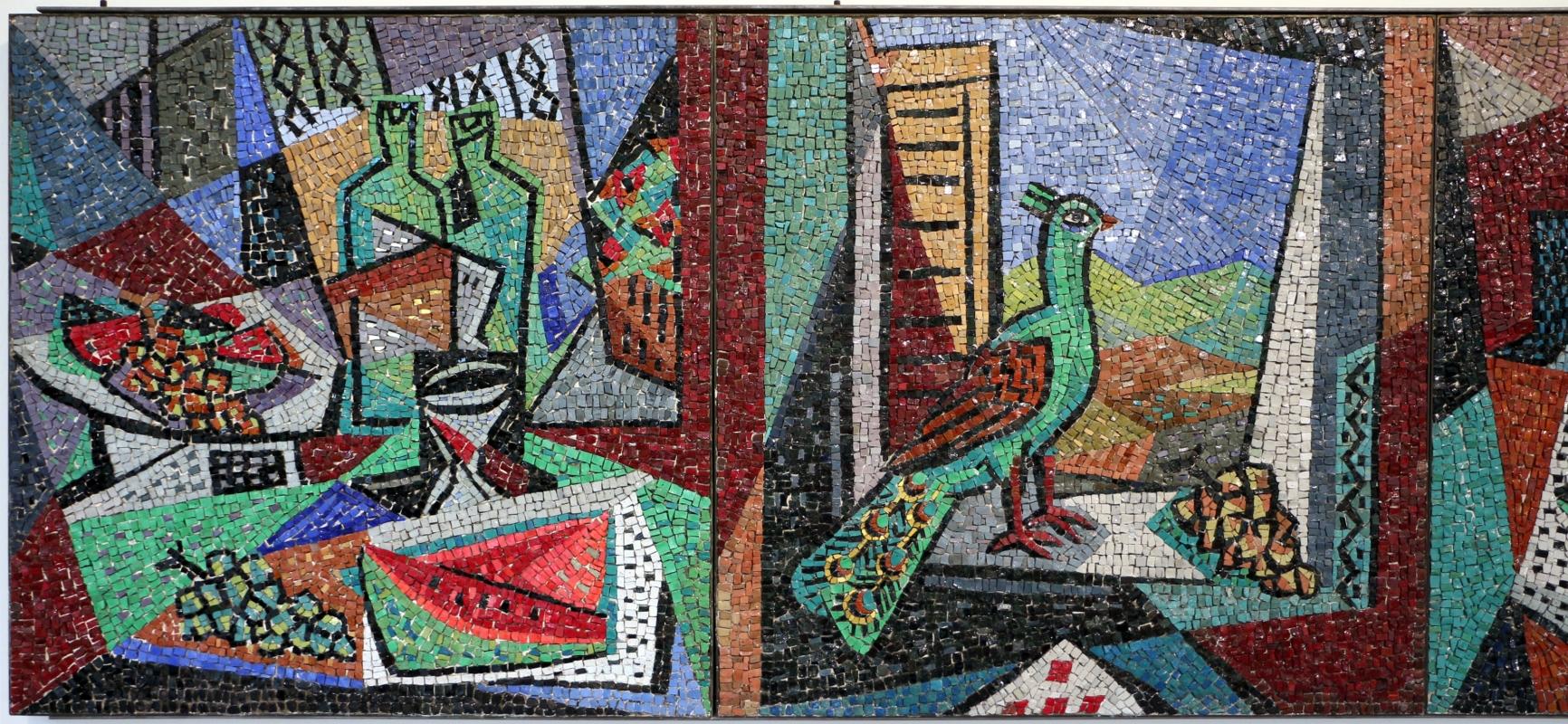 Lino melano, senza titolo, 1952, 03 - Sailko - Ravenna (RA)