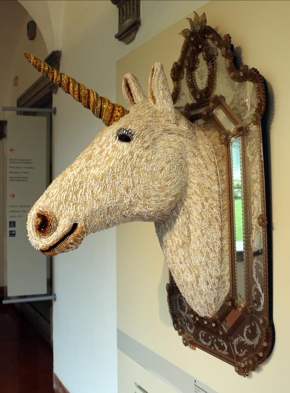 Dusciana bravura, unicorno, 2007 - Sailko - Ravenna (RA)