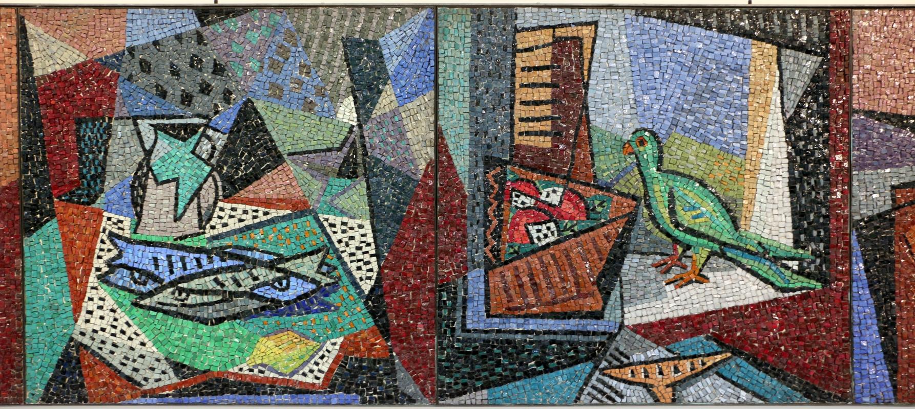 Lino melano, senza titolo, 1952, 04 - Sailko - Ravenna (RA)
