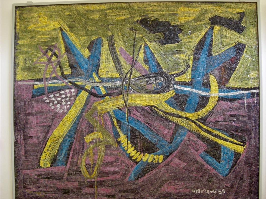 Mosaici moderni 4-MAR - Clawsb - Ravenna (RA)