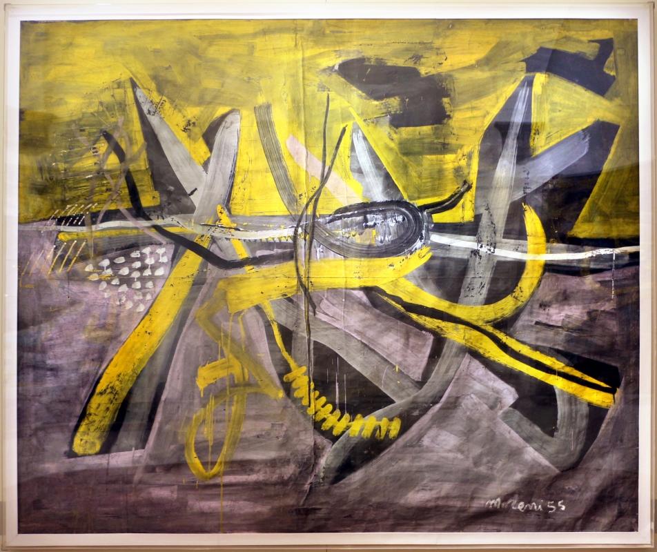 Mattia moreni, senza titolo, 1955 - Sailko - Ravenna (RA)