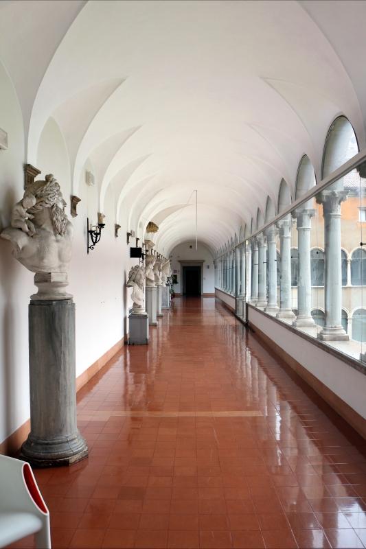 MAR, corridoio dell'ex-chiostro - Sailko - Ravenna (RA)