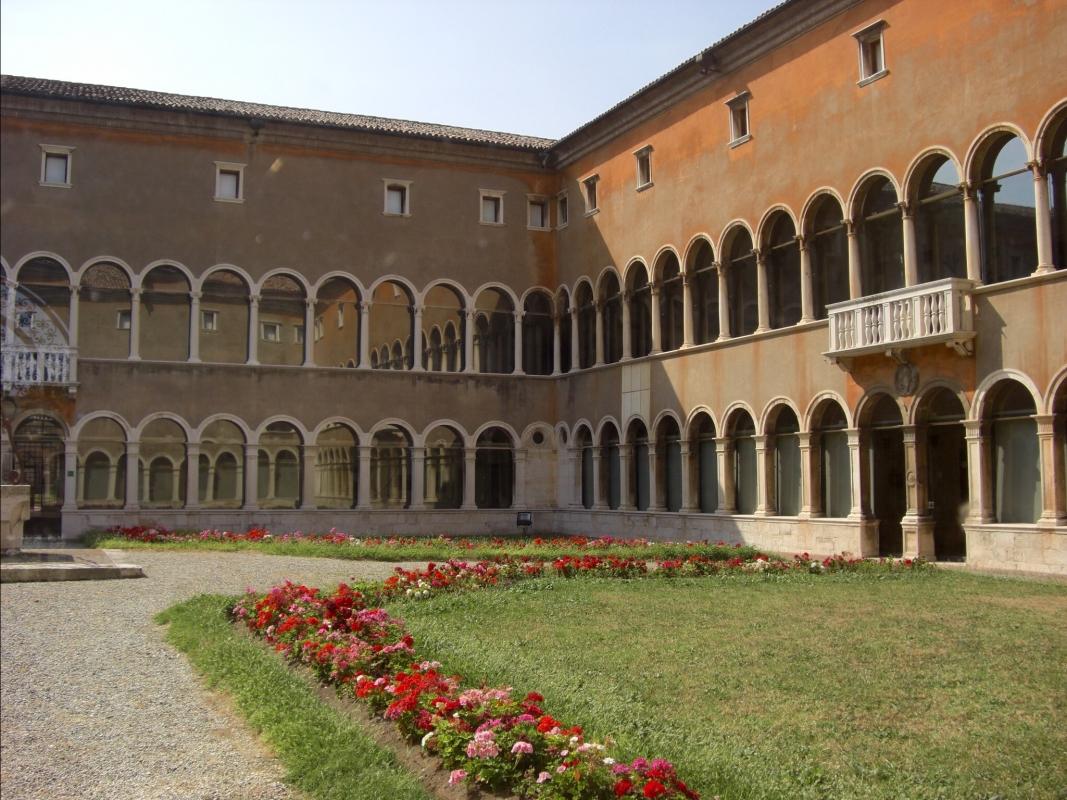 MAR-Chiostro - Clawsb - Ravenna (RA)