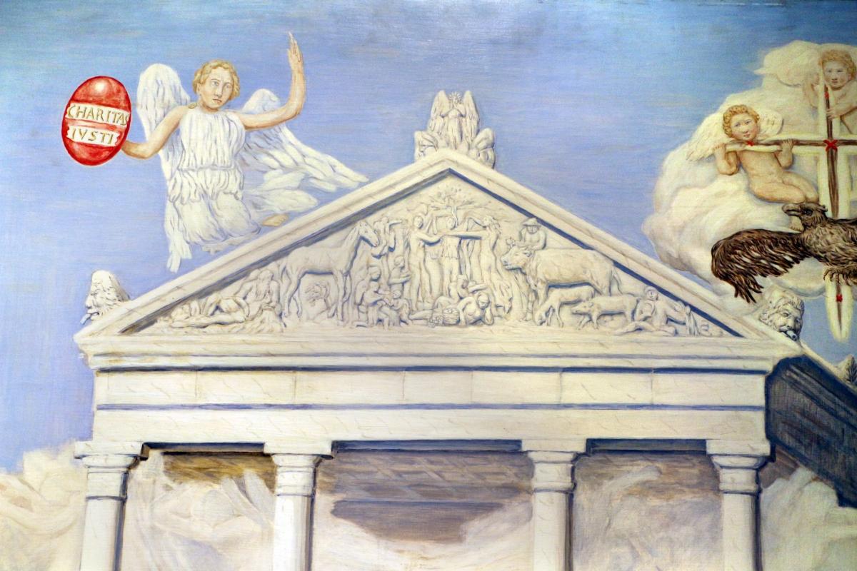Tullio garbari, la sibilla di terlago, 1930 (rovereto, mart) 02 - Sailko - Ravenna (RA)