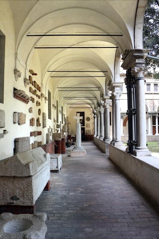 Ravenna, san vitale, secondo chiostro, 02 - Sailko - Ravenna (RA)