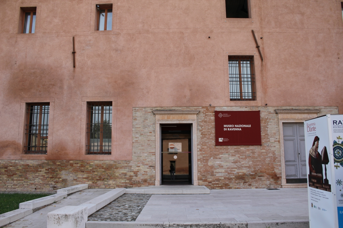 Museo Nazionale Ravenna - Chiara Dobro - Ravenna (RA)