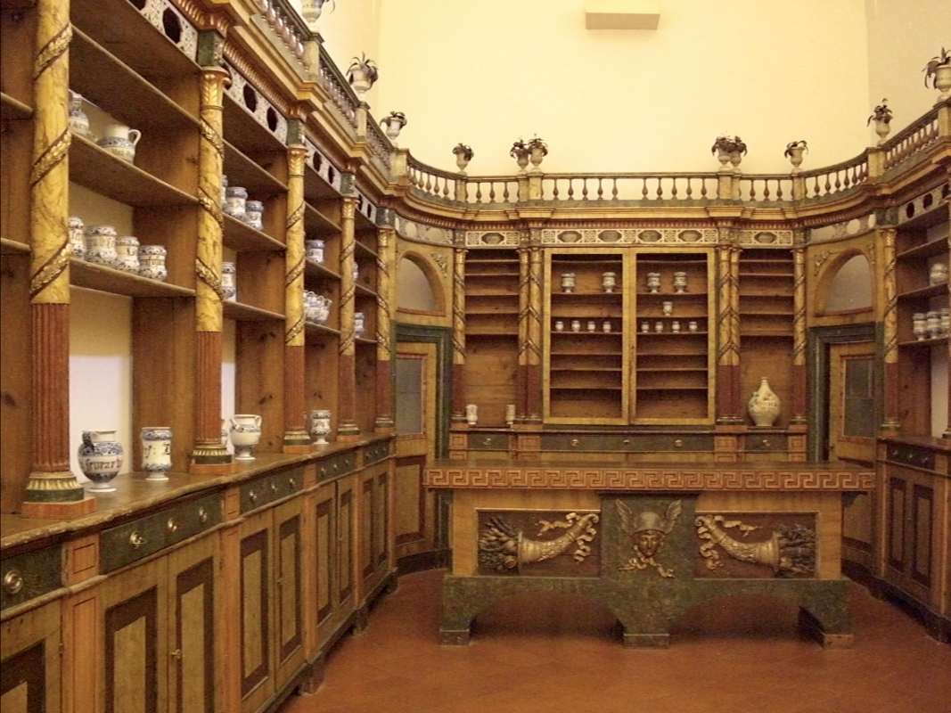 Museo Nazionale di Ravenna-Antica farmicia - Clawsb - Ravenna (RA)